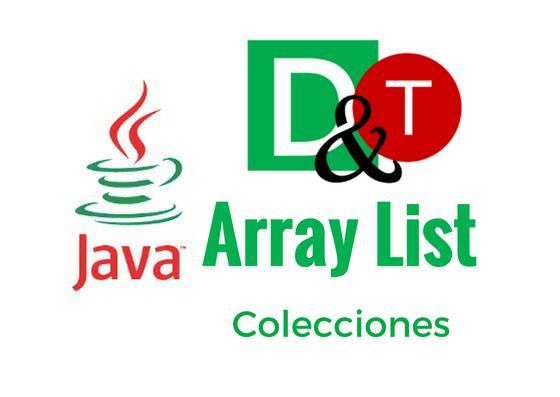 Array List JAva dianayecnologia.com