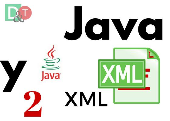 Java+xml